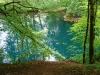 Blaue Karstquelle der 900 m langen Braunsel