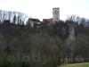 Reichenstein oberhalb des Lautertals
