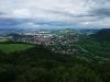 Blick vom Schönbergturm (Unterhose genannt)