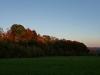 Abendlicht bei Sirchingen