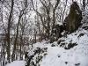 Felsiges Gelände bei Upfingen