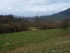 Blick ins Tal sowie zu Georgenberg und Achalm