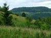 Blick von Naturschutzgebiet zu Biosphärengebiets-Kernzone