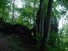 Felsen bei der Alten Nebelhöhle