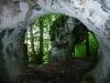 Klopfjörgleshütte - Höhle und Felsbogen