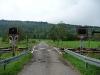 Radweg im Donautal zwischen Möhringen und Immendingen