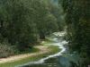 Wenig Wasser in der Donau