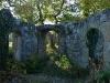 Torbögen in der Ruine Hohenurach