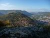Blick vom nördlichen Hannerfels