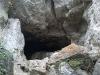 Eingang zur Sibyllenhöhle