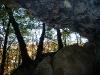 Blick aus der Schillerhöhle