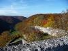 Ruine Hohenwittlingen, Blick ins Seeburger Tal