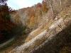 Geröllhalde unterhalb des Großen Fels