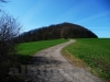 Vom Ort zur Ruine Hohenstaufen