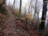 Steiler Aufstieg zum Filsenberg