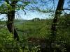 Blick zur Ruine Reußenstein