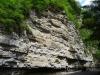 Unter der Felswand