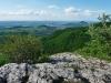 Blick vom Wackerstein ins Albvorland