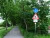 Ehemalige Bahnstrecke bei Pfullingen