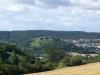 Blick auf Burg Flochberg