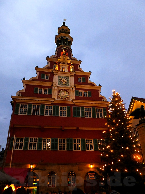 über Den Albrand Hinaus Esslinger Mittelalter Weihnachtsmarkt U