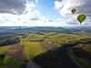 Blick Richtung Burg Hohenzollern