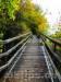 Brücke zur Ruine Hausen