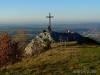Gipfelkreuz am Lochenstein