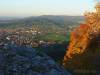 Blick zum Hohenzollern