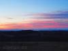 Alpenblick vor Sonnenaufgang