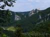Blick zum Schloss Bronnen