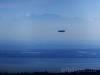 Zeppelin über dem Bodensee