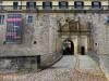 Eingang zum Schloss und zum Museum der Universität Tübingen