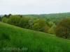 Maigrüne Landschaft am Marburger Rücken