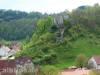 Ruine Bichishausen über dem Ort