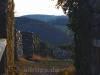 Ruine Greifenstein mit Blick zu Schloss Lichtenstein