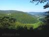 Blick zum Runden Berg, ins Maisental und ins Ermstal