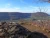 Blick vom Mittagfels ins Lenninger Tal