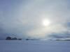 Wintersonne über der Albhochfläche