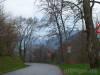 Überquerung der Göllesberg-Steige