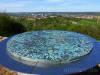 Panoramatafel am Aussichtspunkt Horn bei Gomaringen