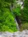 Uracher Wasserfall von oben gesehen