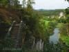 Teufelsbrücke und Donautal