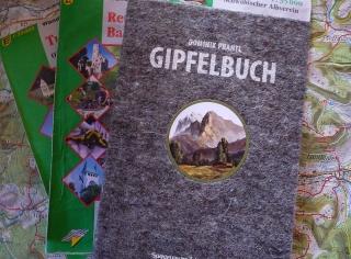 Dominik Prantl - Gipfelbuch