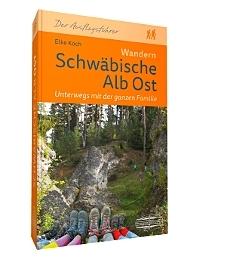 Wanderbuch Schwäbische Alb Ost
