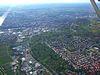 Blick auf Reutlingen und Eningen (unten)