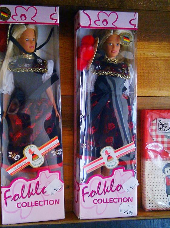 Schwarzwald-Barbie