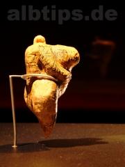 Venus vom Hohle Fels - früheste figürliche Kunst der Menschheit