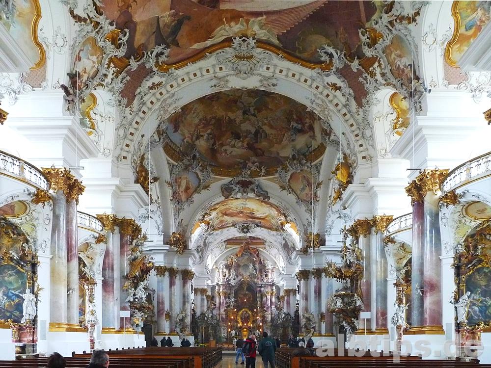Oberschwäbische Barockkirchen: Zwiefalter Münster
