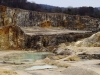 Ansicht Steinbruch